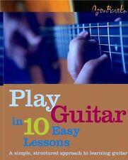 Jon Buck - Play Guitar In 10 Easy Lessons (2011) - Used - Trade Paper (Pape