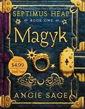Magyk (Septimus Heap, Book 1) by Sage, Angie
