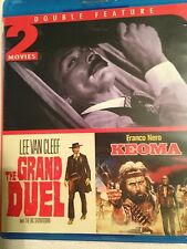 2 Movie Double Feature Two Masterpieces Of Spaghetti Westers Blue Ray &Hd