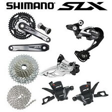 Shimano SLX M670 M675 3x10-speed MTB Bike 7pcs Group set Groupset