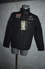 BLOUSON GEOGRAPHICAL NORWAY ROYAL POLO UK TAILLE S GIACCA/CHAQUETA/JACKET  NEUF