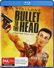 ●● BULLET TO THE HEAD ●● (Blu-ray, 2013) Sylvester Stallone, Christian Slater