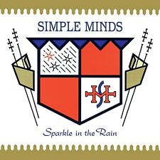 SIMPLE MINDS - SPARKLE IN THE RAIN (BLU-RAY AUDIO)  BLU-RAY NEU