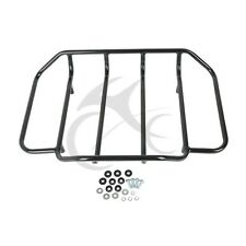Black Tour Pak Luggage Rack For Harley Touring Road King Street Glide Classic