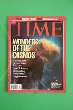 TIME rivista magazine NOVEMBER 20 1995 WONDERS OF THE COSMOS EAGLE NEBULA ISRAEL
