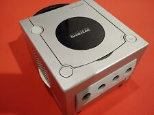 Platinum Silver Nintendo GameCube Console [System Only] Tested & Working