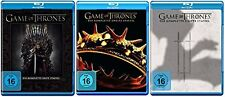 GAME OF THRONES Staffel SEASON TV-Serie 1 2 3 Collection 15 BLU-RAY PAKET Neu