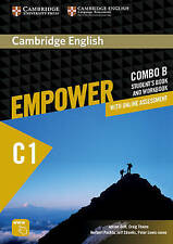 Cambridge English Empower Advanced Combo B with Online Assessment, Lewis-Jones,