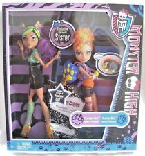 Monster High Clawdeen Howleen Sisters Dolls Sister Pack Werewolf Exclusive