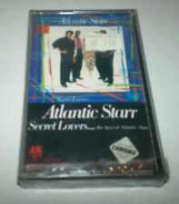Atlantic Starr Secret Lovers: The Best of Atlantic Starr 1986 Cassette SEALED