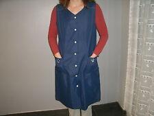blouse nylon  nylon kittel nylon overall  N°324  T42