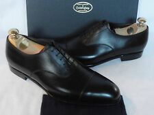 NEW Crockett & Jones AUDLEY Handgrade Black Calf Leather Shoes ALL SIZE RRP £495