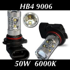 2 x 50W HB4American Cree LED Headlight,Foglights