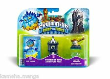 Skylanders Swap Force * tour de temps adventure pack Tower Of Time, Sky Diamond,