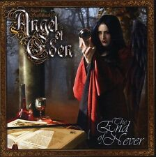 ANGEL OF EDEN - THE END OF NEVER  CD NEU