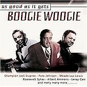Boogie Woogie, Various Artists, Very Good