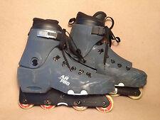 Oxygen AR PRO Size 12 Aggressive Inline Grinding Skates Rollerblades Mens Blades