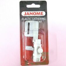 Elastic Gathering Attachment (Narrow) #795816105 Janome 900CPX 1000CPX CoverPro