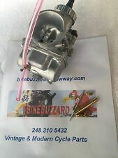CZ250 CZ 250 34mm Mikuni Carb Jetted for the MX non reed models NEW!