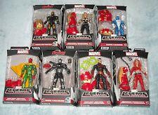 "Marvel Legends 6"" Infinite Series BAF Hulkbuster Complete Set of 7 Free Shipping"