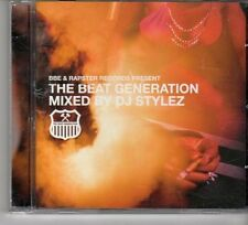 (FP703) The Beat Generation mixed by DJ Stylez - CD
