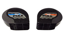 PIAA Motorsport Twin Horn Kit - Slim Two Tone Sports Electric Slender Horns H012