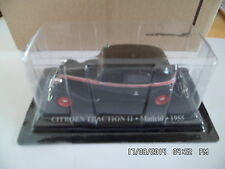 CITROEN TRACTION 11 TAXI MADRID 1955    1/43  G1