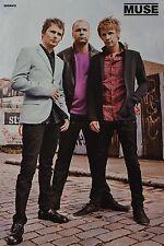 MUSE - A3 Poster (ca. 42 x 28 cm) - Matthew Bellamy Clippings Fan Sammlung NEU