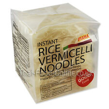 Authentic Thai Instant Rice Vermicelli Noodles (225g) by Mama x 3 - UK Seller