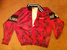 Hummel Retro Jacket Red/Black/White/Purple Long Sleeve