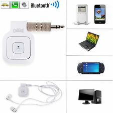 Bluetooth Audio Receiver Wireless Adapter with 3.5 mm Stereo Output