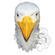 Latex Full Head Animals American Eagle High Quality Fancy Dress Up Party Masks