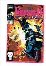 Punisher era Journal # 30 (Mark tributo) (guest: Ghost Rider) (Estados Unidos, 1991)