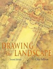 Drawing the Landscape, 2nd Edition Sullivan, Chip Paperback