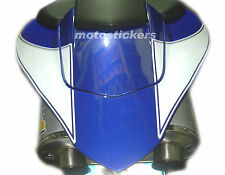 YAMAHA R1 04/06 - kit tabelle adesive posteriori - racing decals