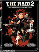 THE RAID 2 DVD - AUTHENTIC US RELEASE - AUTHENTIC US RELEASE