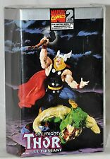 Marvel Comics the mighty THOR Model Kit Level 2 New Factory Sealed ToyBiz 1998