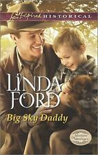 BIG SKY DADDY, Montana Marriages Book 2 of 3 Linda Ford (2014, Paperback)