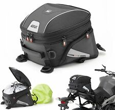 BORSA ESPANDIBILE MOTO SELLA POSTERIORE GIVI XS313 X-STREAM 20LT BAG SADDLE