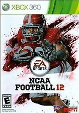 Xbox 360 NCAA Football 12 VideoGames ***NEW***