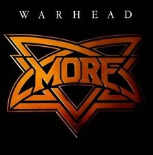 Warhead by More (CD, Dec-2011, Rock Candy)