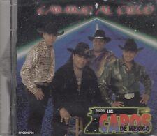 Los Capos De Mexico Camino Al Cielo CD New Nuevo sealed Sellado