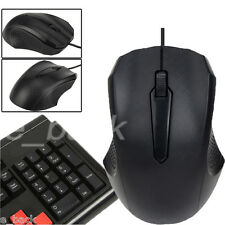 Slim 1600DPI Optical USB LED Wired Gaming Mouse Mice For PC Laptop Gamer мышь