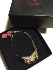 Rare Htf Sanrio Original Vintage Kuromi Jewelery Bracelet Adjustable Adult Size