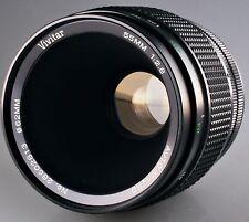 +Vivitar 55mm f2.8 Macro Lens 1:1, Canon FD Mount, DSLR Adaptable Komine EXC++