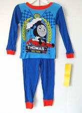 TODDLER BOYS THOMAS THE TRAIN PAJAMAS SIZE 4T