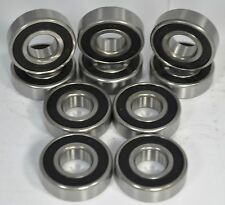 6202-2RS two side Sealed Ball Bearing, 15x35x11mm 10 QTY