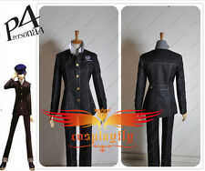 Persona 4 Yasogami High Boys Uniform Cosplay Costume