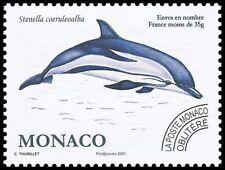 monaco ca 2007 dauphin delphin dolphin marina stenella 1vmnh **
