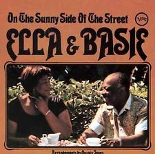 Ella Fitzgerald, Count Basie, On The Sunny Side Of The Street, Excellent